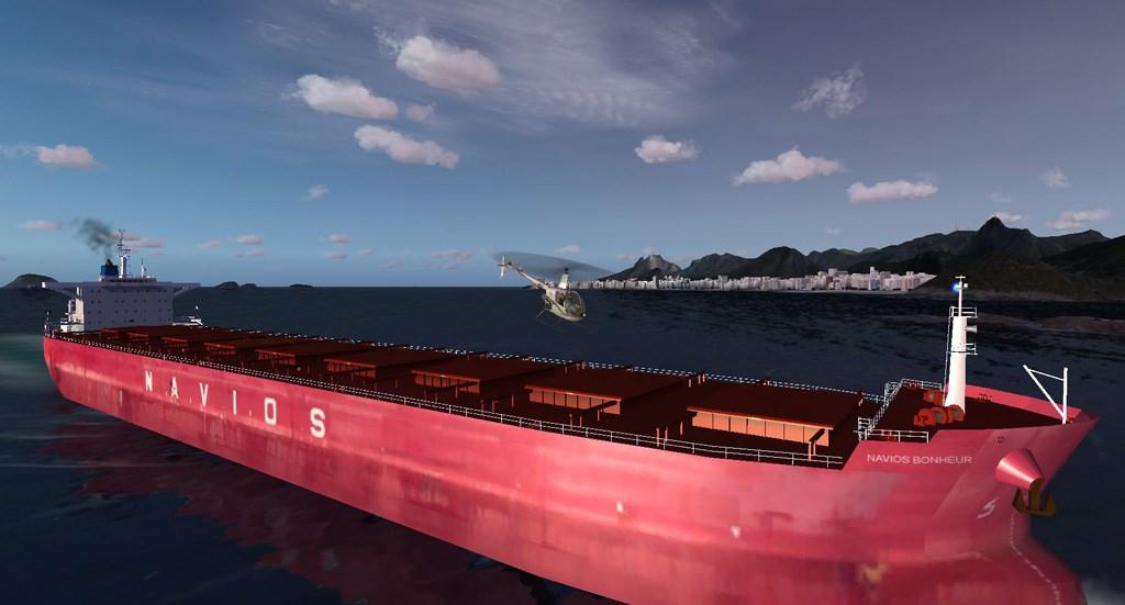 Novos navios e trafego AI para Brasil e o Mundo para FSX e P3D 15010412352416112912845464