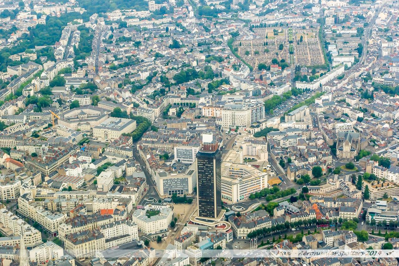 Nantes et le pays nantais, vus du ciel 15010511593418224512852782