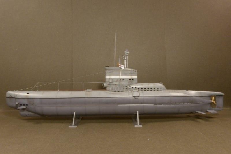 """U-BOOT type XXIII """"spécial navy"""" 1/72 - Page 3 1501061027359667012855223"""