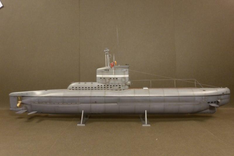 """U-BOOT type XXIII """"spécial navy"""" 1/72 - Page 3 1501061027359667012855224"""