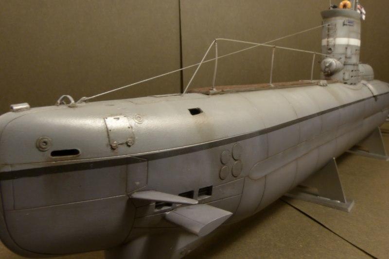 """U-BOOT type XXIII """"spécial navy"""" 1/72 - Page 3 1501061027369667012855226"""