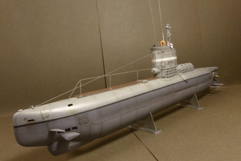 """U-BOOT type XXIII """"spécial navy"""" 1/72 - Page 3 1501061027369667012855227"""