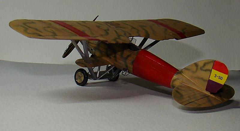 Azur  Hispano Nieuport Nid 72 U00e8me