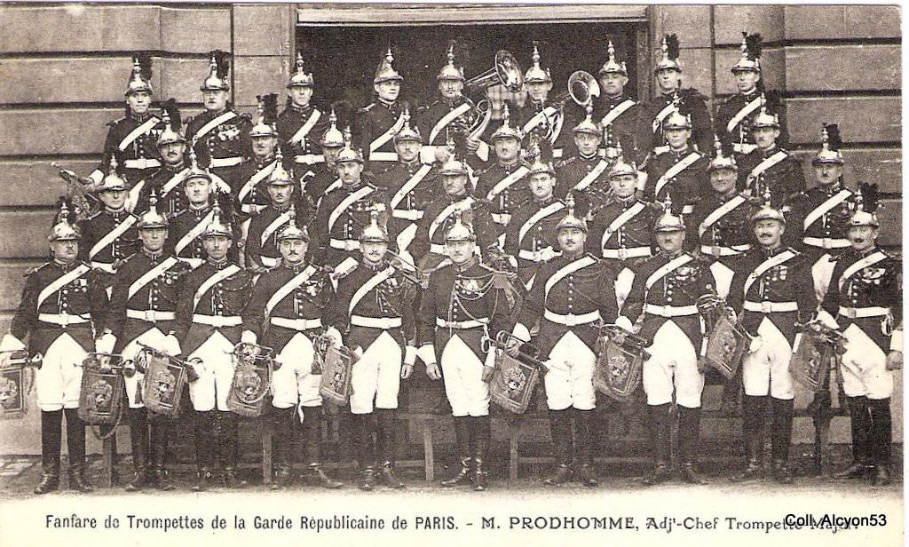 Trompettes du 9ème Hussards 1501090242453593412860302