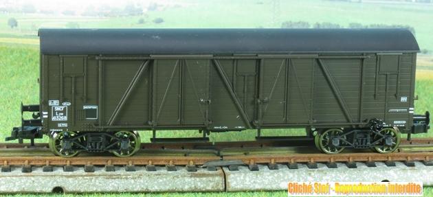 Voitures et wagons français 1501111148598789712865580