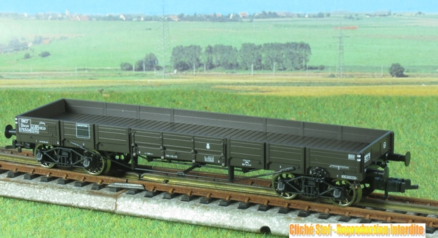 Voitures et wagons français 1501111149038789712865589