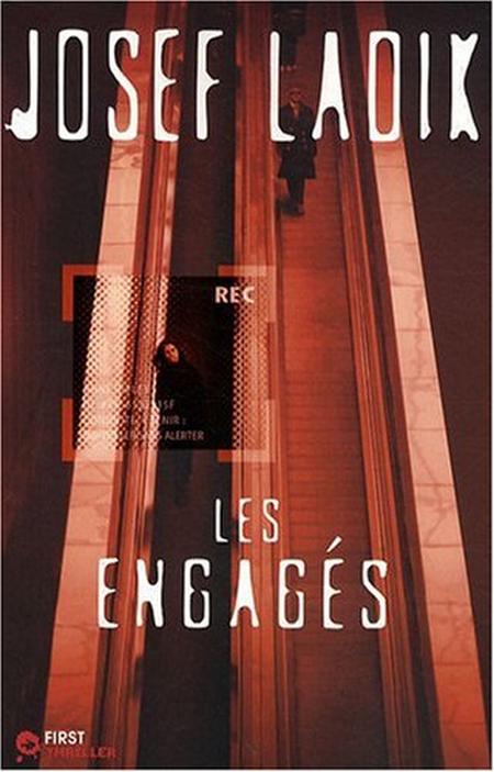 Josef Ladik - Les engages