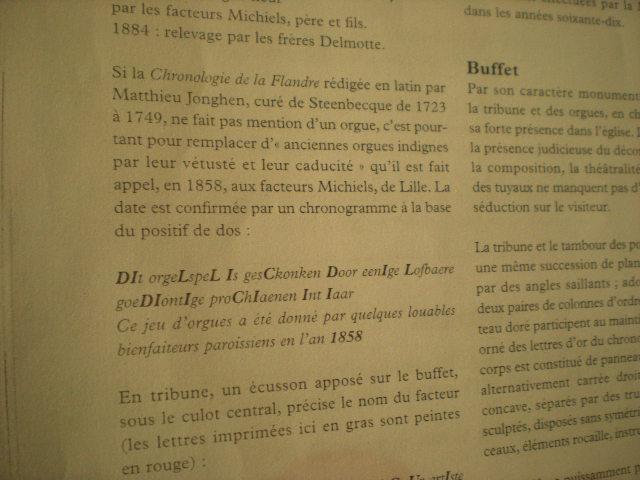 Frans-Vlaamse en oude Standaardnederlandse teksten en inscripties - Pagina 9 15011710271314196112882027