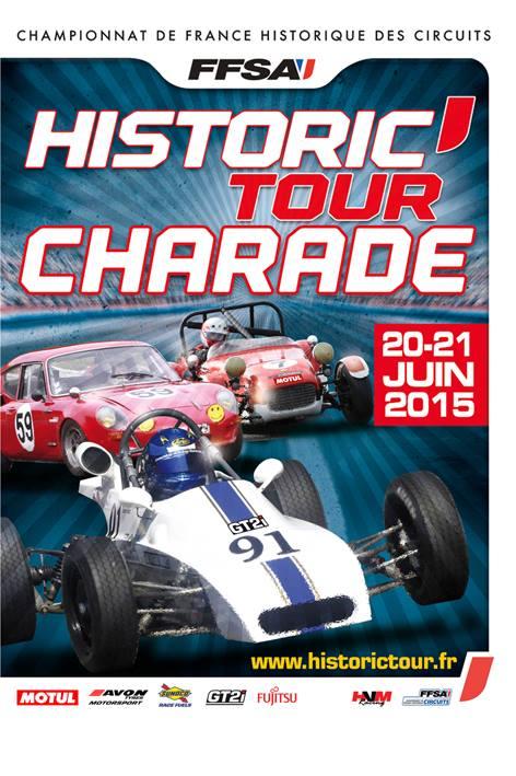 Historic Tour CHARADE - 20 et 21 juin 2015 1501190949156452912889625
