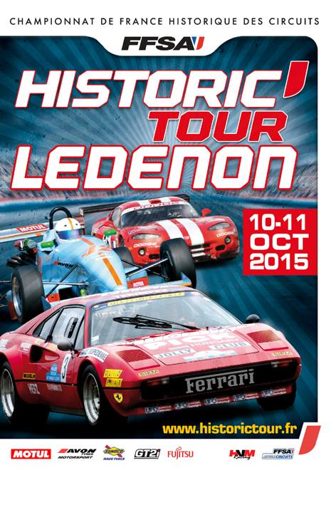 Historic Tour LEDENON - 10 et 11 octobre 2015 1501190949186452912889627