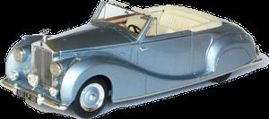Rolls-Royce Silver Wraith Ilario