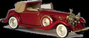 Rolls-Royce Phantom II CCC