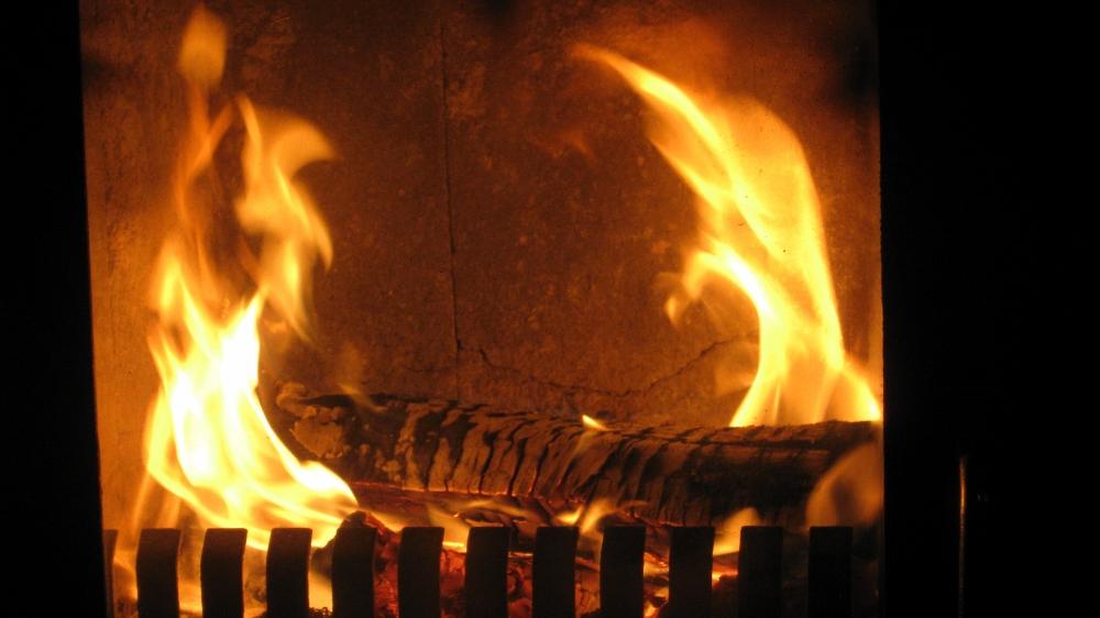 feu de foyer