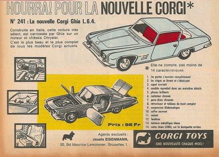 Publicité Ghia 6.4L