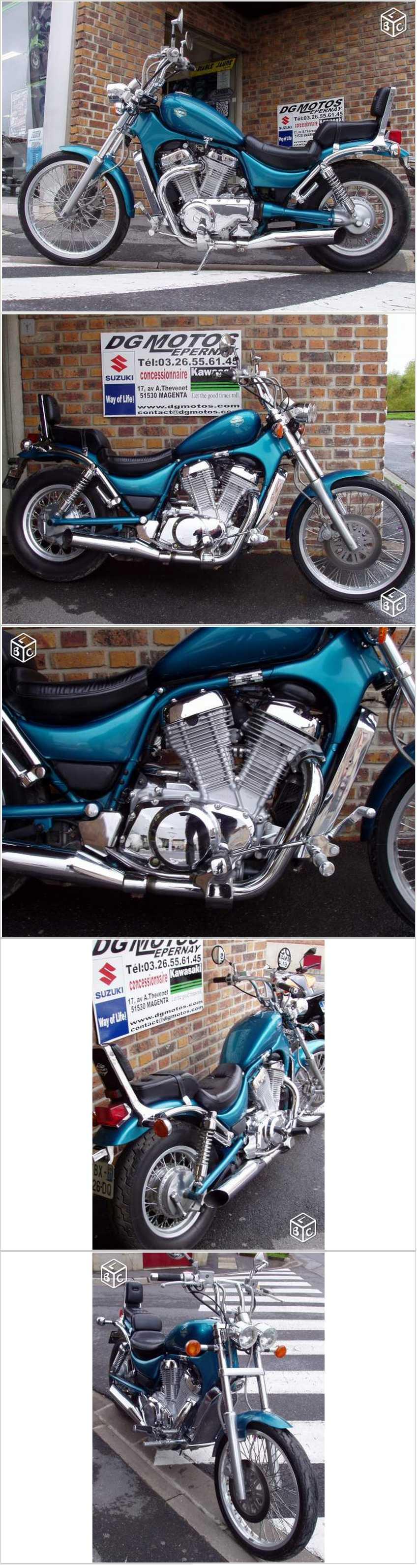 VS 600 GL bleue 1501261241362891812906412