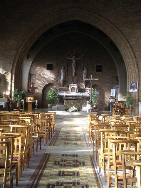 De kerken van de Wederopbouw na WO1 & WO2 15012709381714196112911625