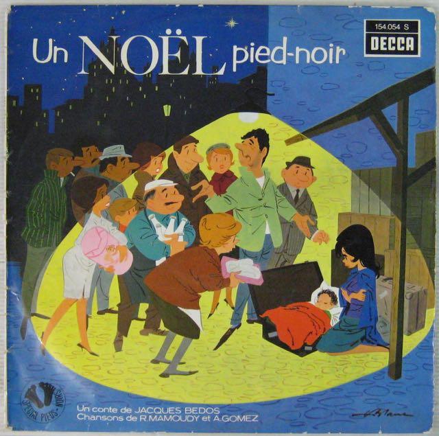 BEDOS JACQUES - Un Noël Pied-noir - 33T
