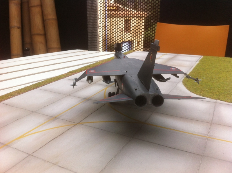 Ouatife - BAC TSR 2 Airfix - 1/72 1501271118286230012909667