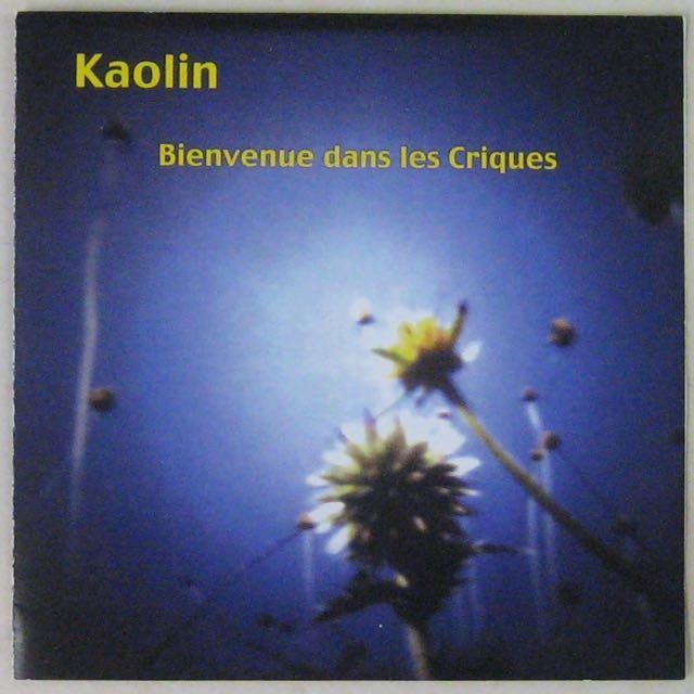 KAOLIN - Bienvenue dans les criques - MCD