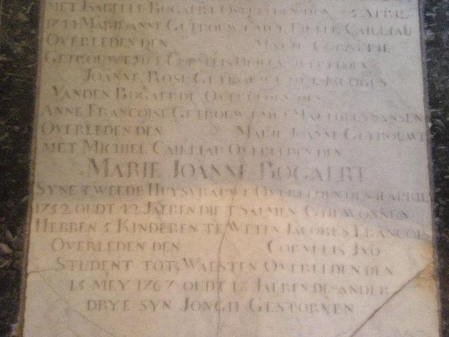 Frans-Vlaamse en oude Standaardnederlandse teksten en inscripties - Pagina 9 15012810051314196112914678