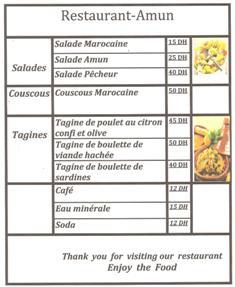 """[Commerces/Maroc] RESTAURANTS """"Coups de coeur"""" de nos membres - Page 2 15012903574218477112916082"""