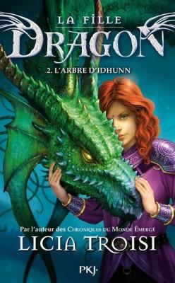 La fille dragon T01-04 de Licia Troisi