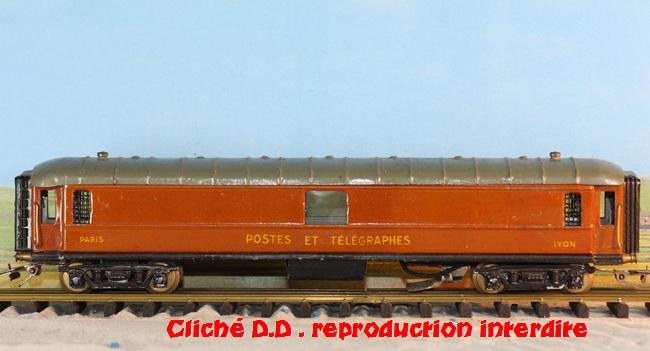 POSTE-1 REF 125