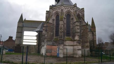 caro - Caro & de Sint-Jan-de-Doper kerk van Bourbourg 15020812325614196112942888