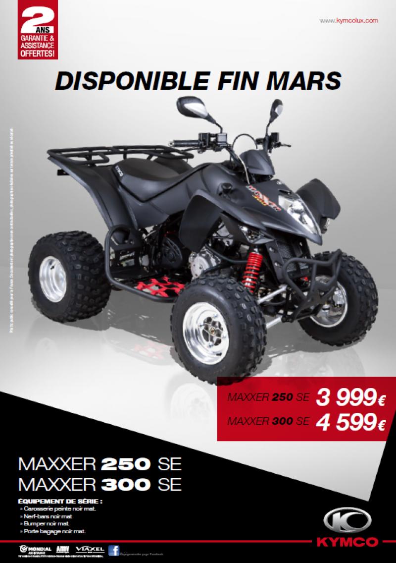 maxxer 250.300 se