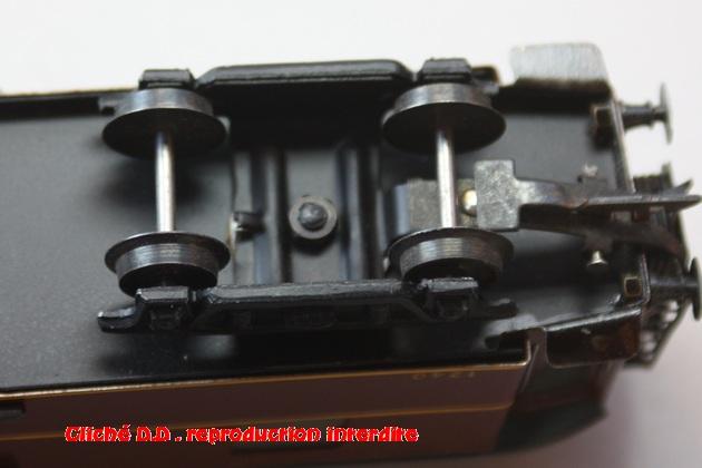 WAGONS MARTIN/FEX-MINIATRAIN 4 éme série 1953/54 1ère partie wagons longueur 23 cm 15021104302416773112953698