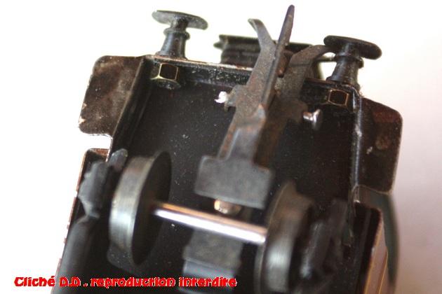 WAGONS MARTIN/FEX-MINIATRAIN 4 éme série 1953/54 1ère partie wagons longueur 23 cm 15021104302516773112953699