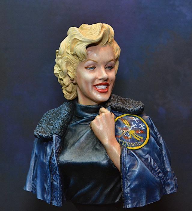 Marilyn Monroe: Korea USO Tour Février 1954.  FINIE 15021111081416819912953011