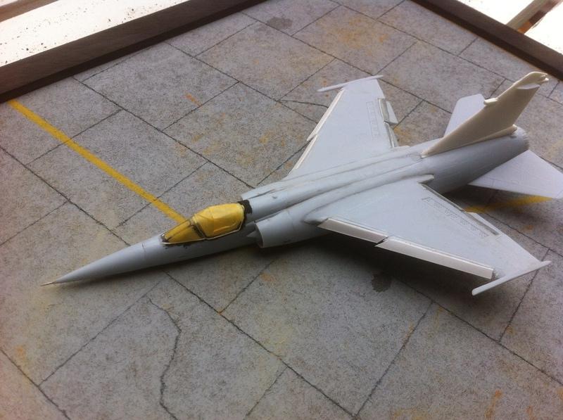 honneur au Mirage F1 : le F1 CT 1502120144386230012956392