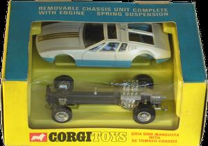 De Tomaso Mangusta Corgi-Toys