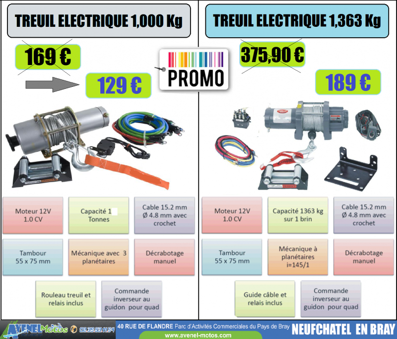 PROMO TREUIL