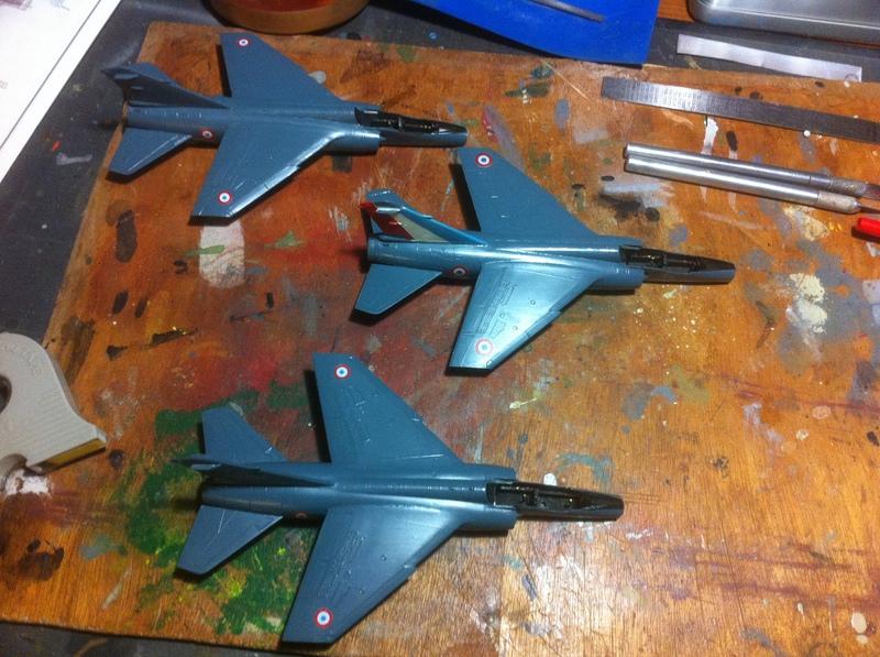 honneur au Mirage F1 : le F1 CT 1502150734426230012970645