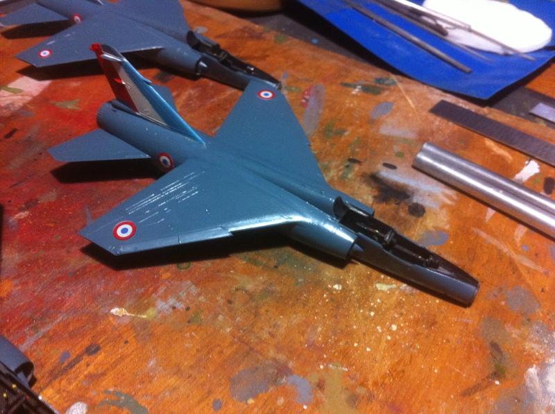 honneur au Mirage F1 : le F1 CT 1502150735296230012970646