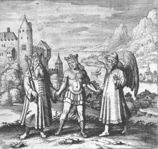 Traité de la Pierre Philosophale (Lambsprinck) 15021702134819075512975451
