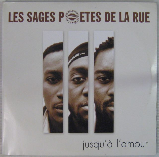 SAGES POÈTES DE LA RUE - On inonde les ondes - CD single