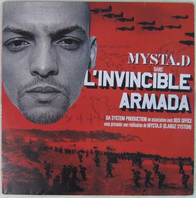 MISTA.D - L'invincible armada - 33T x 2