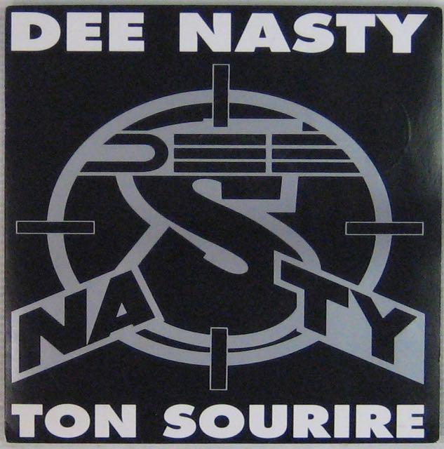 DEE NASTY - Ton sourire - 45T (SP 2 titres)