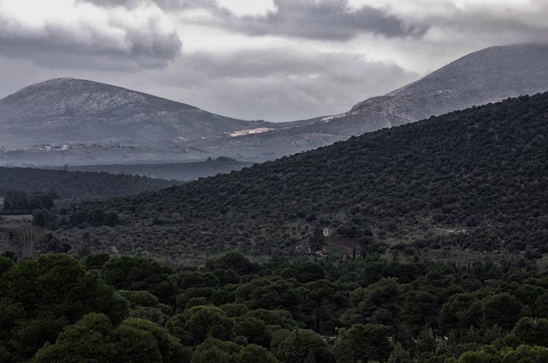 Paysages de Grèce 15022307513014373713001916