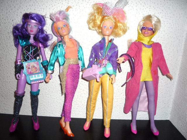 [JEM] ooaks dolls jem! 15022308244816843413002008