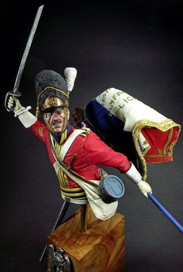 5ème cuirassier - Waterloo 1815 - CGS military figures - mise à jour du 22 Mars 15022505314312278513008351