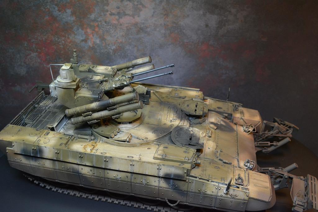 """Frontière Russo-Ukrainienne , de nos jours - (""""what if"""" à base Meng et Evolution Miniatures au 1/35) 15022510532912278513006820"""