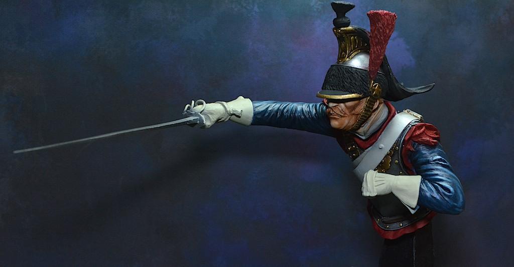 5ème cuirassier - Waterloo 1815 - CGS military figures - mise à jour du 22 Mars 15022510533612278513006822