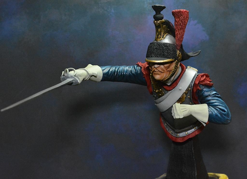 5ème cuirassier - Waterloo 1815 - CGS military figures - mise à jour du 22 Mars 15022510534812278513006826
