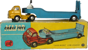 Bedford Carrimore Low-Loader