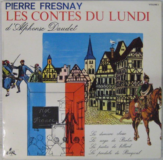 DAUDET ALPHONSE - Les contes du lundi - LP