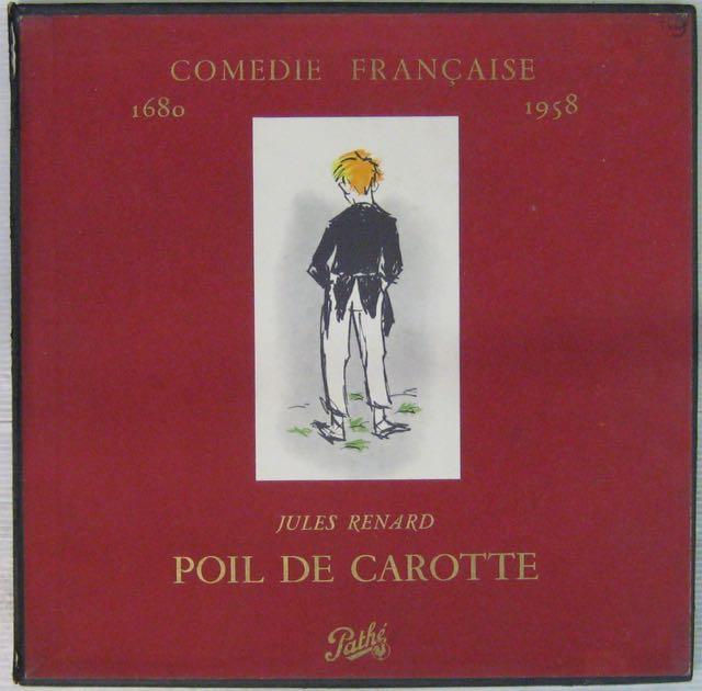 RENARD JULES - Poil de carotte - LP Box Set